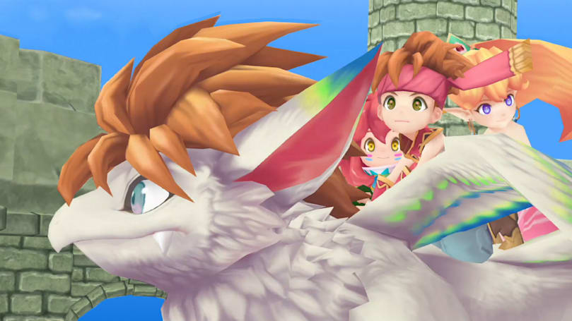 'Secret of Mana' returning as a 3D remaster on PlayStation and PC