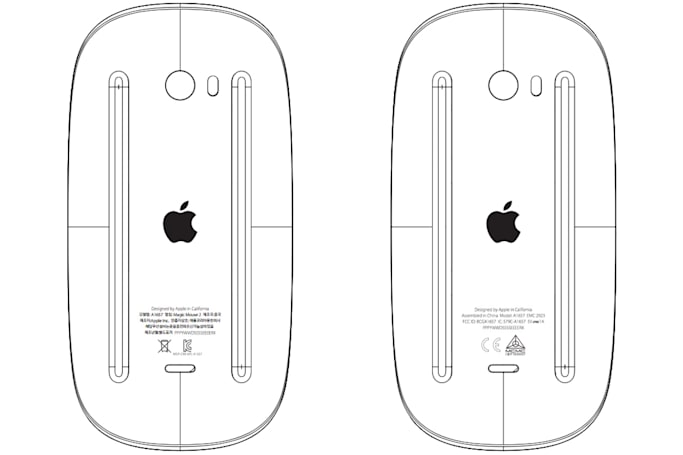 Apple is upgrading the Magic Mouse and Wireless Keyboard
