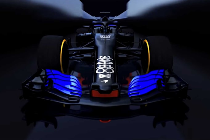 McLaren's expanded eSports program includes mobile racing games