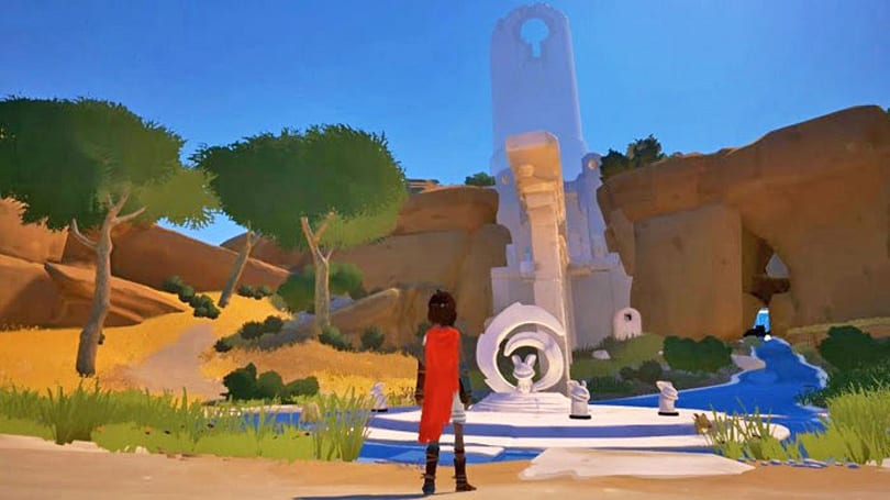 Open-world adventure game 'Rime' comes to the Switch this November
