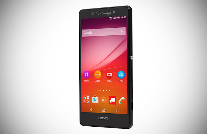 Sony and Verizon just scrapped the Xperia Z4v's US launch
