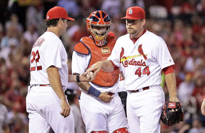 Cardinals scout sentenced to 46 months for hacking another team