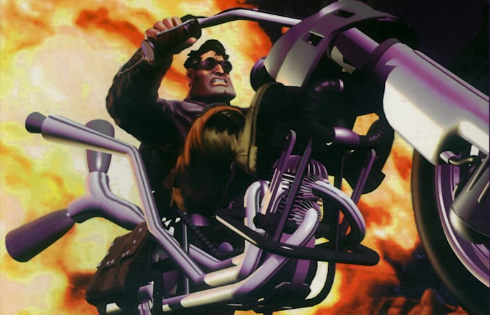 Double Fine's next games include a 'Full Throttle' remaster