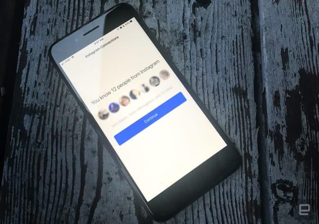 来导入你的 IG 好友到 Facebook Messenger 吧