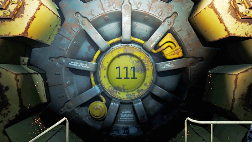 'Fallout 4' is the DICE Awards game of the year