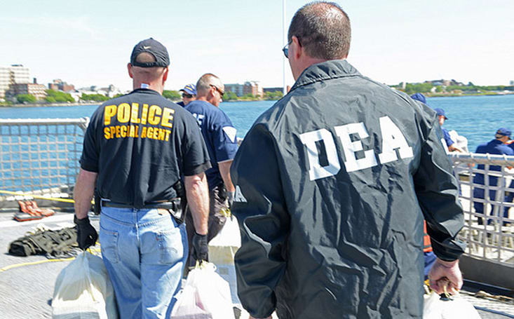 The DEA's using powerful spyware for surveillance too