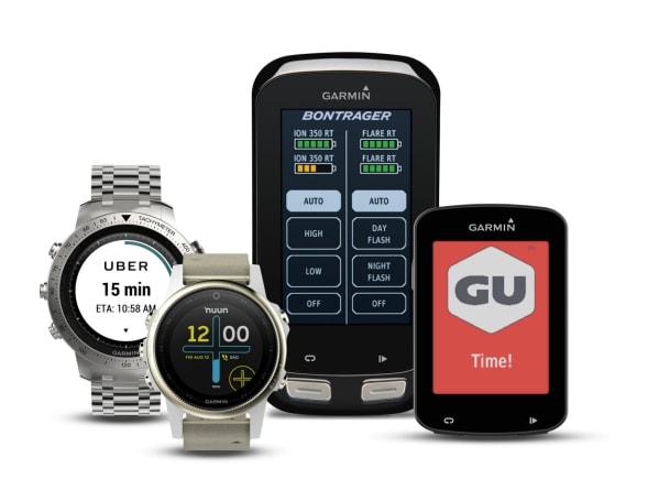 Garmin 更新 ConnectIQ 与 Drive 平台,带来更多便利应用