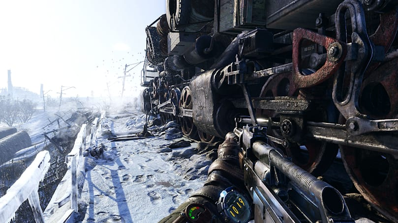 'Metro: Exodus' treads a fine line between strategy and busy work