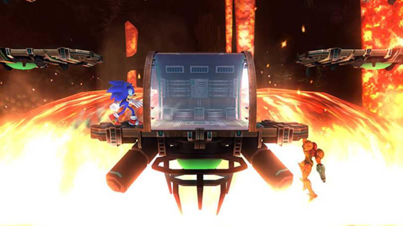 Super Smash Bros. Wii U update opens 15 more 8-player levels [Update]