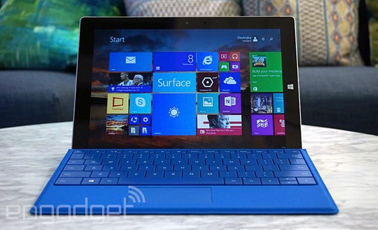 Microsoft will give you cash to ditch your old Surface for a new one