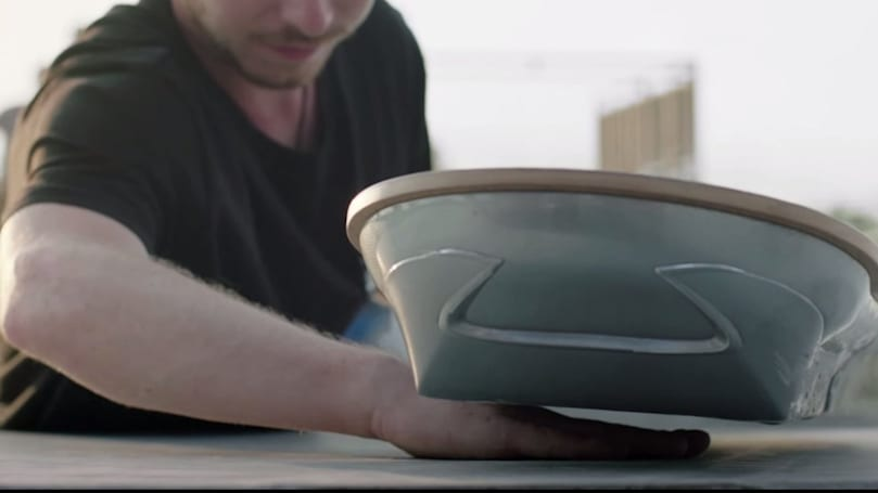 Lexus' hoverboard 'is like floating on a cushion of air'