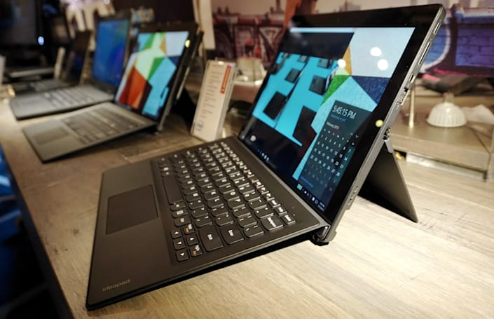 The Miix 700 is Lenovo's Surface killer