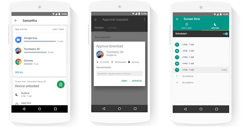 'Family Link' app gives kids their own child-safe Google accounts