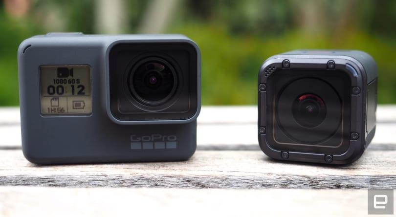 GoPro 至今已卖出超过 3,000 万台 Hero 运动相机
