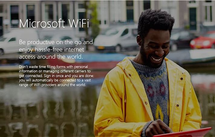 Microsoft WiFi could be another reason to get Office 365