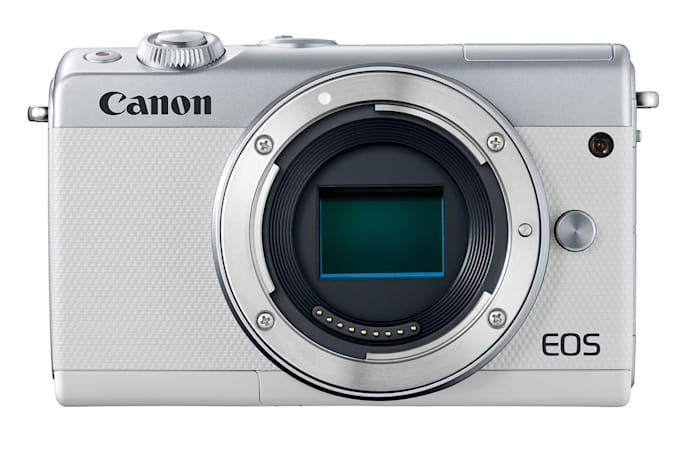 Canon 發表新入門無反機種 EOS M100