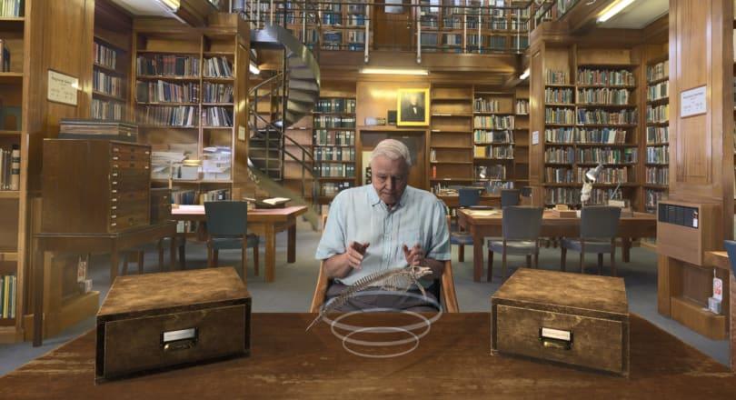 Sky VR's interactive museum visit deserves a bigger audience