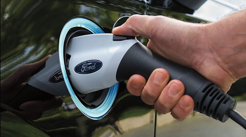 Ford is saying goodbye to cars and hello to batteries