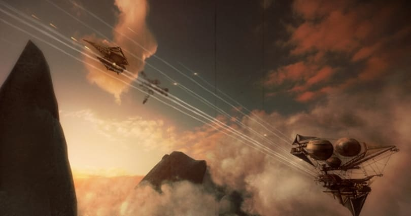 Guns of Icarus Online overhauls progression and matching