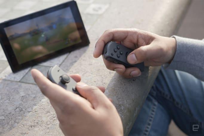 Nintendo Switch 依然吸金,助老任全年利润增长五倍