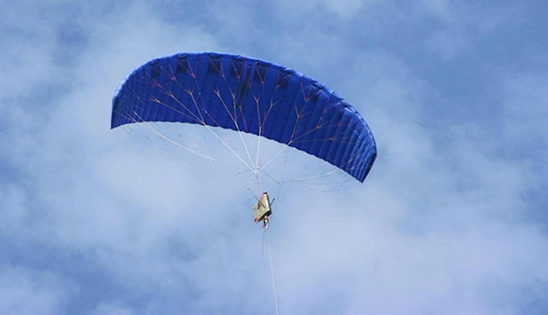 Part of Scotland will soon be powered by kites