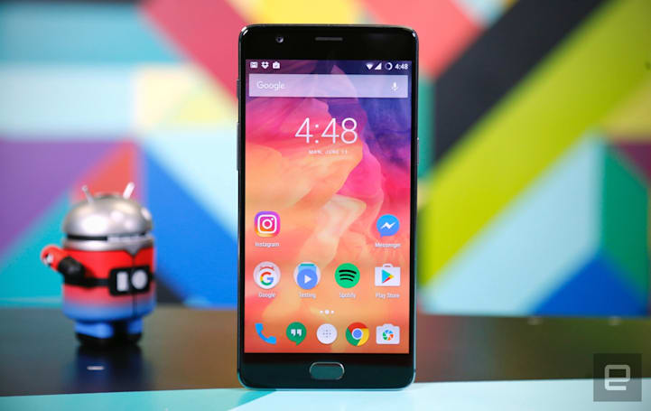 OnePlus 3 gets a £20 price bump after Brexit madness