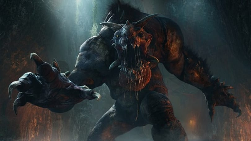 Shadow of Mordor is the ultimate Beastmaster in new DLC screens