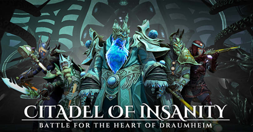 RIFT's newest dungeon is called the Citadel of Insanity