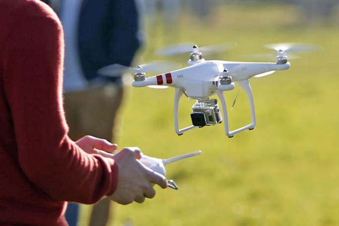 DJI throttles its drones unless you register them (updated)