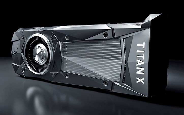NVIDIA's new top-end graphics card is the $1,200 Titan X