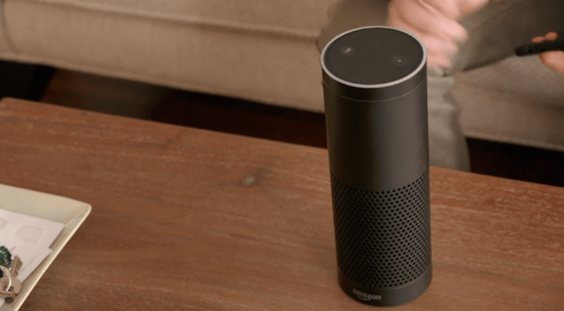 Amazon's Echo wireless speaker will soon run custom apps