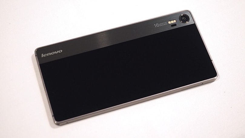 Lenovo's 16-megapixel Vibe Shot is a smartphone that looks like a camera