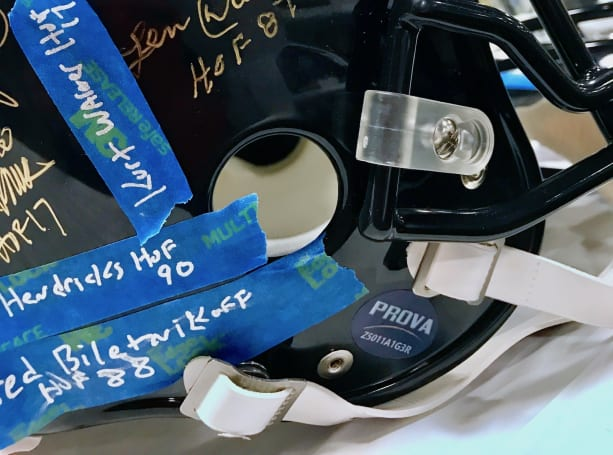 How tech is changing the world of sports memorabilia