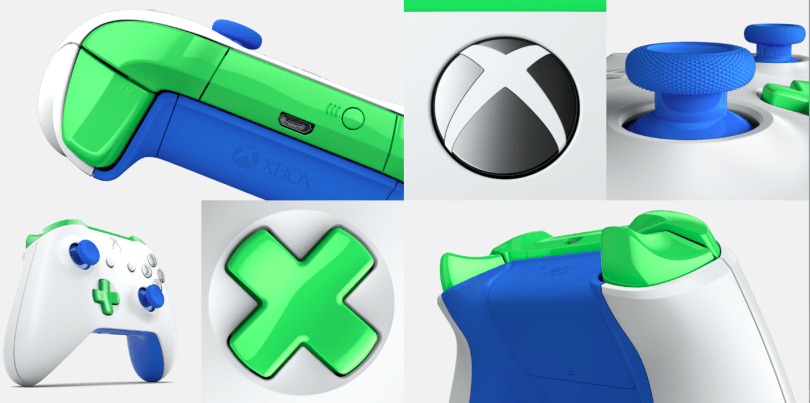 Exploring the limits of good taste with Xbox Design Lab
