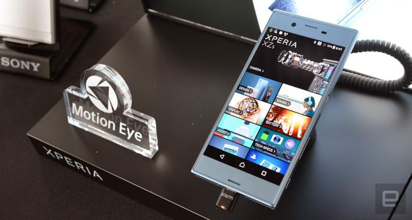相機進化!Sony Xperia XZs 將於 4 月初登陸香港及澳門