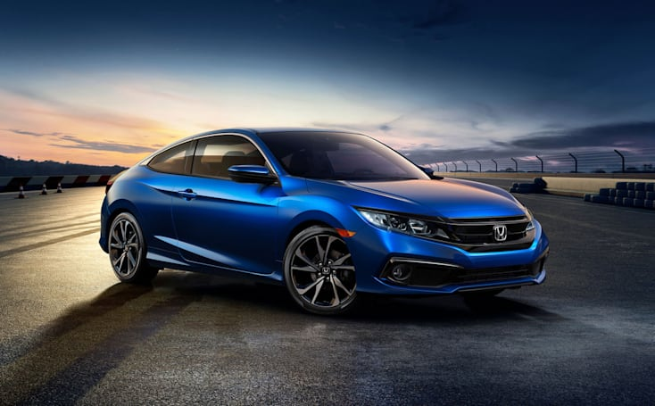Honda adds driver assist tech to all 2019 Civics