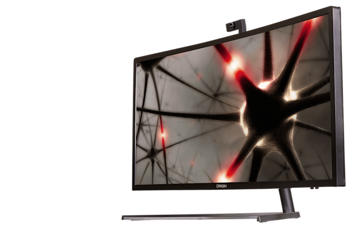 Origin has an all-in-one gaming PC, too