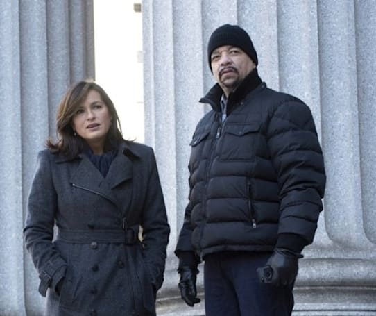 Of course 'Law & Order: SVU' is doing a GamerGate episode