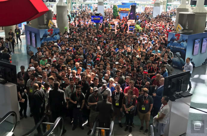 All the weird things you missed at E3