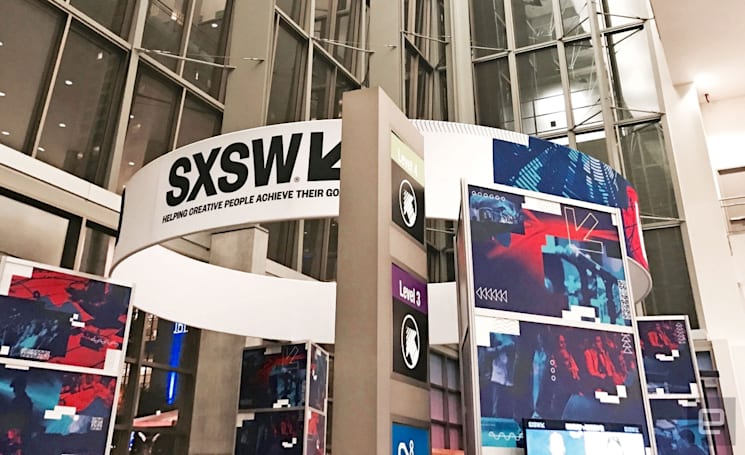 We're live from SXSW 2017!