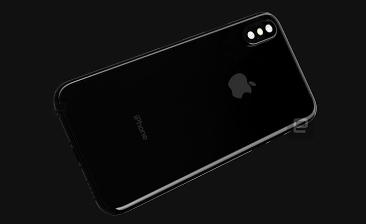 iPhone 8 renders point to glass back and wireless charging (updated)