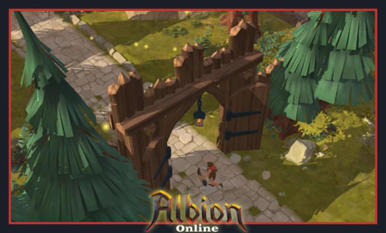 The Stream Team: More Albion Online winter alpha adventures
