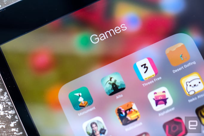 The best mobile games