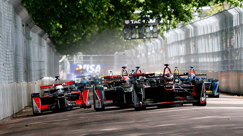 Formula E's first season of electric racing comes to a close