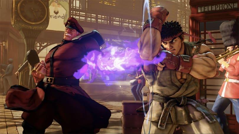 I wish I were a 'Street Fighter V' master
