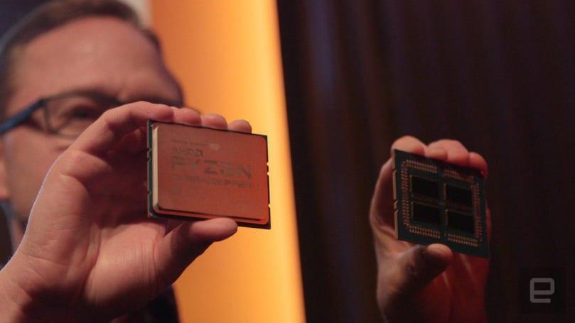 AMD 的 12 核及 24 核 Threadripper 2 芯片将于 10 月 29 日发售