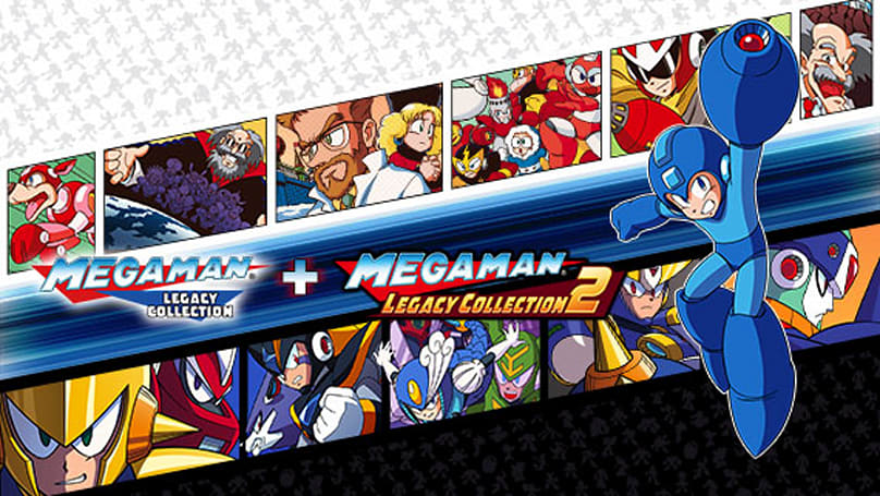 'Mega Man Legacy Collection' is headed to Nintendo Switch May 22