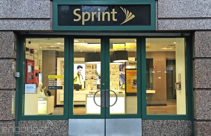 Sprint is throttling data hogs who use more than 23GB in a month