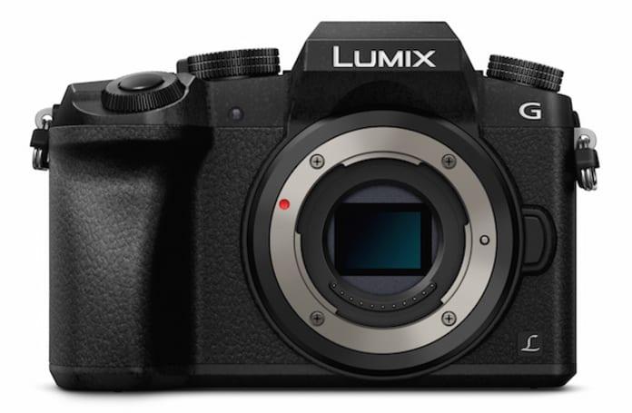 4K 录影上身!Panasonic Lumix G7 正式登场