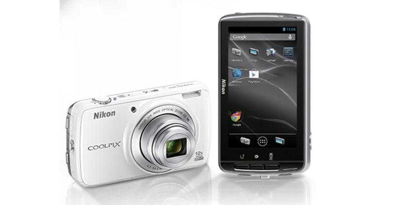 不对 Android 相机死心,Nikon Coolpix S810c 正式发布